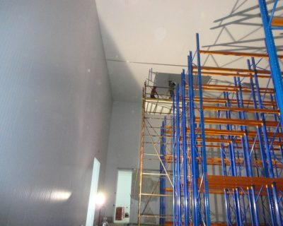 Engro Foods Cold Room Installation