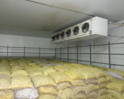 Deepalpur Potato Cold Store Room
