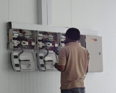 Sygenta Multan Cold Room Installation
