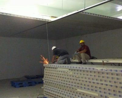Volks Foods Cold Room Installation